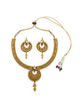 Simaya brings Traditional Style Necklace Set (TN 0046)