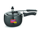 Padmini Induction Base Hard Anodized Cookplus IC, black, 3 ltr