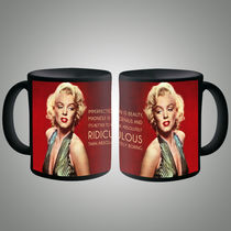 Marilyn Monroe Fancy Mug, multicolor