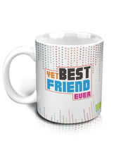 Hot Muggs Yet Best Friend Ever, multicolor