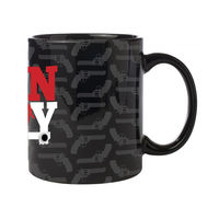 Its Our Studio Gun Mug - Official Gunday Merchandise,  black