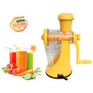 Eco Alpine Fruit & Vegetable Manual Juicer,  orange