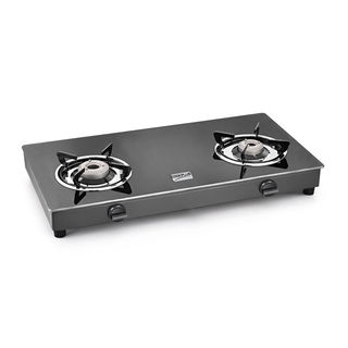 Cookplus Crystal 2 Burner Gas Cooktop