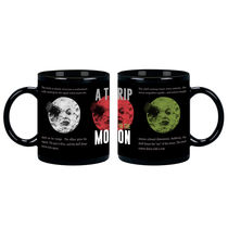Posterboy A trip to the moon Mug, multicolor