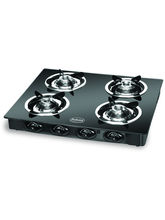 Padmini 4 Burner Gas Stove CS-4BR Cloud, multicolor