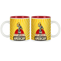 Posterboy The vanishing American Mug, multicolor