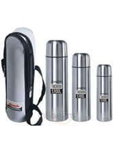 Milton Thermosteel Flask (Multicolor, 1000)