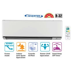 Inverter 5 Star 1.8 Ton Split Air Conditioner_ FTKF60, inverter, cooling only, split ac