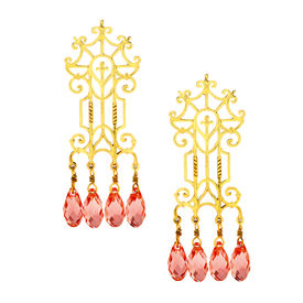 Eina Ahluwalia - Trellis Earrings