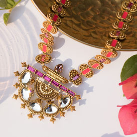 AMRAPALI - ROYAL NECKLACE