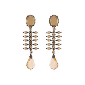 Tarun Tahiliani-Luminescent Trail Earrings