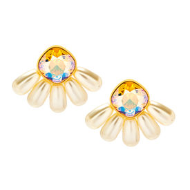 Isharya - Night Song Shimmer studs