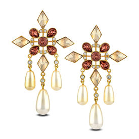 Suneet Varma - Enchanted Forest Shimmer Earrings