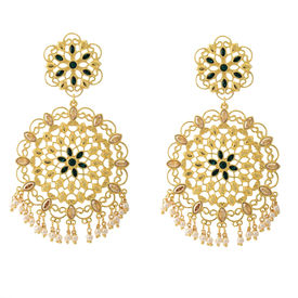 Zariin - Sassy Verdict Earrings