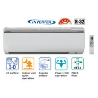 Inverter 4 Star 1 Tr_ FTKP35, split ac, inverter, cooling only