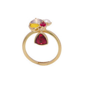Zariin - Love on the Rocks Ring