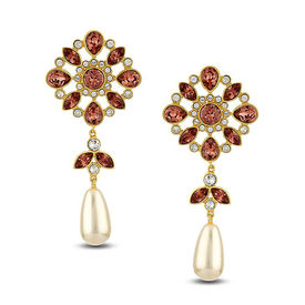 Suneet Varma - Enchanted Forest Drop Earrings