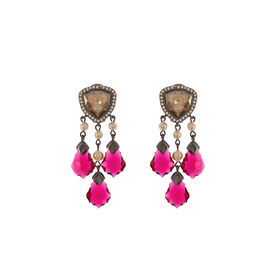 Tarun Tahiliani-Luminescent Drops Studs