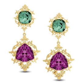 Eina Ahluwalia - Frame Earrings
