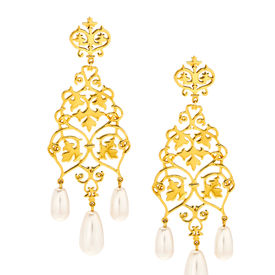 Eina Ahluwalia - Ivy Earrings