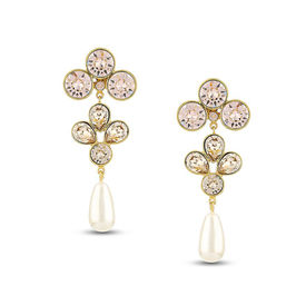 Pernia Qureshi - Antoinette Pearl Drop Earrings
