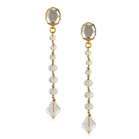 Tarun Tahiliani - Tara Pure Drop Earring