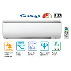 Inverter 3 Star 1.8 Ton Split Air Conditioner_ FTKL60[ T Series], inverter, split ac, cooling only