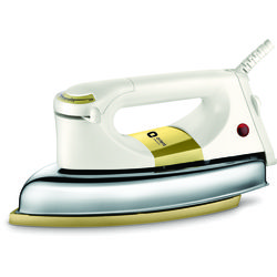Kratos DIKR10IH (1000 W) Heavy duty Dry Iron,  ivory