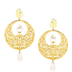 Eina Ahluwalia - Moon Gate Earrings