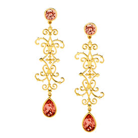 Eina Ahluwalia - Baluster Earrings