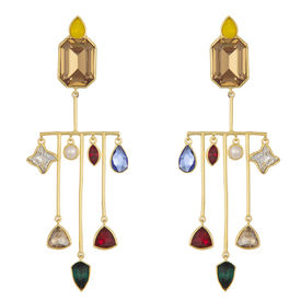 Zariin - Sparkle on the Move Earrings