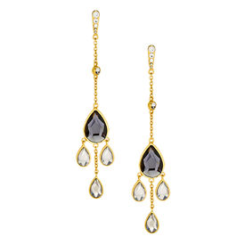 Isharya - Night Song Singing Dew Earrings