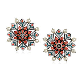 Amrapali - Mughal Garden Stud Earrings