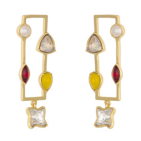 Zariin - Daily Dose of Glimmer Earrings