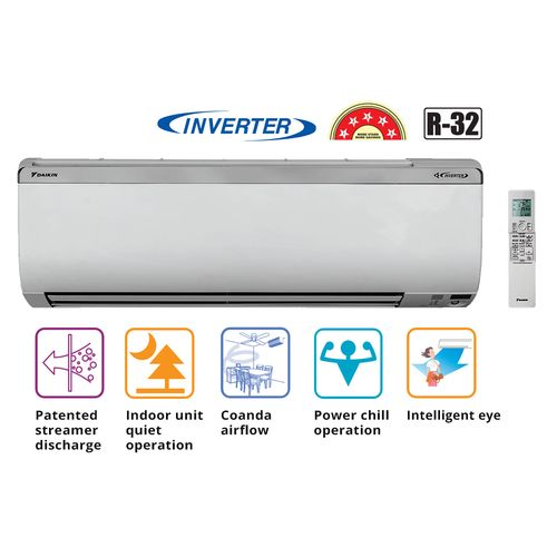 Inverter 5 Star 1 Ton Split Air Conditioner_ JTKJ35
