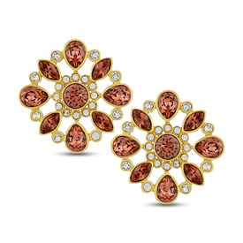 Suneet Varma - Enchanted Forest Floral Studs