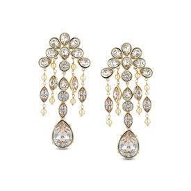 Pernia Qureshi - Classic Chandelier Earrings
