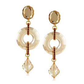 Tarun Tahiliani - Tara Disc Earring