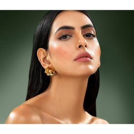 Shivan & Narresh - Lilly Q Earrings