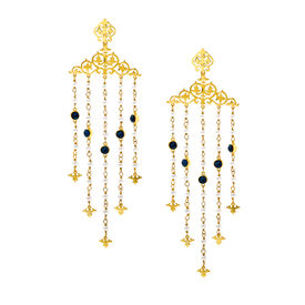 Eina Ahluwalia - Vine Earrings
