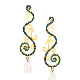 Eina Ahluwalia - Bracket Earrings