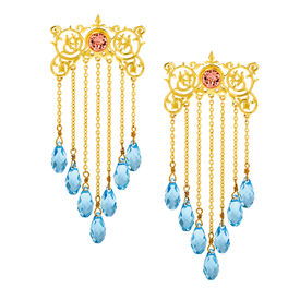 Eina Ahluwalia - Awning Earrings