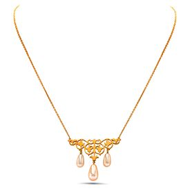 Eina Ahluwalia - Vine Necklace