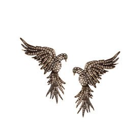 Rohit Bal - Guldastah Falcon Earrings