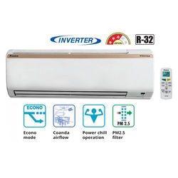 Inverter 3 Star 1 Tr_ FTKL35, cooling only, split ac, inverter