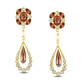 Suneet Varma - Enchanted Forest Petite Drop Earrings