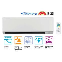 Inverter 5 Star 1 Ton Split Air Conditioner_ FTKF35, cooling only, split ac, inverter