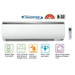 Inverter 5 Star 1.5 Tr_ FTKR50, copper condenser, cooling only, stabilizer inside