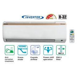 Inverter 3 Star 1.5 Ton Split Air Conditioner_ FTKL50[ T Series], cooling only, split ac, inverter