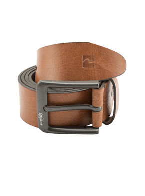 Spykar Leather Belt, xl,  tan